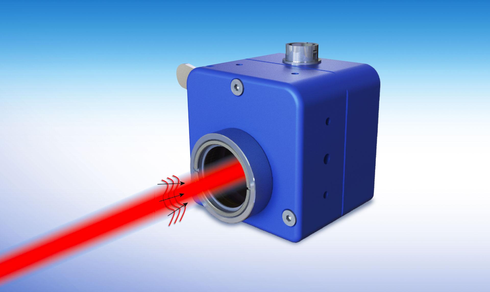 QuantoPhaseTM-Shearing-Wavefront-Sensor